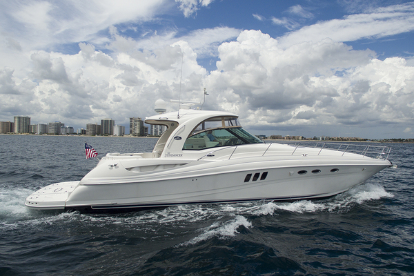 54' Sea Ray 52 Sundancer 2007 | Princess J