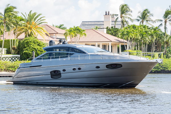62' Pershing Express Cruiser 2014 | Sunshine