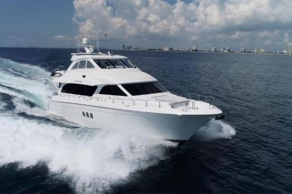 73' Hatteras 72 Motor Yacht 2008 | Endless Summer
