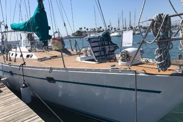 Picture Of: 55' Tayana 55 Center Cockpit 1985 Yacht For Sale | 1 of 67