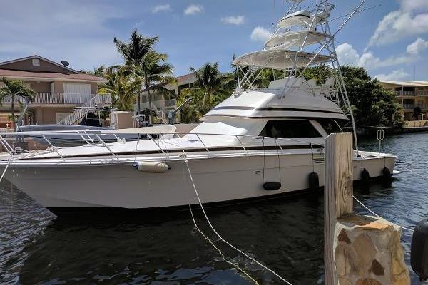 46' Bertram Convertible 1995 | Mytoy