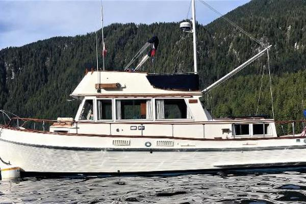36' Grand Banks Classic 1974 | Chinook Renee