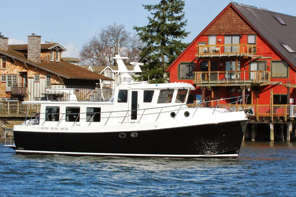 Picture Of: 49' American Tug 485 2020 Yacht For Sale | 1 of 42