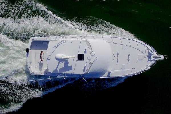 Picture Of: 55' Hatteras 55 Convertible 2002 Yacht For Sale | 4 of 88