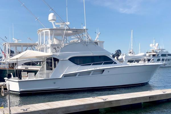 photo of 55' Hatteras 55 Convertible 2002