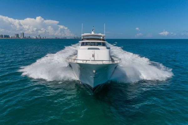Picture Of: 108' Westship 108 1998 Yacht For Sale   3 of 74