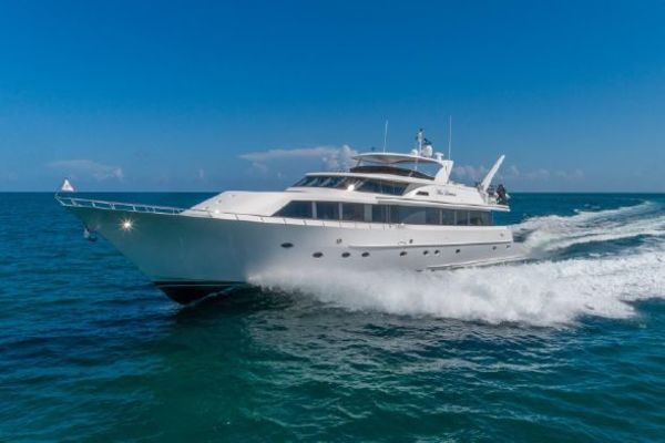 Picture Of: 108' Westship 108 1998 Yacht For Sale   4 of 74