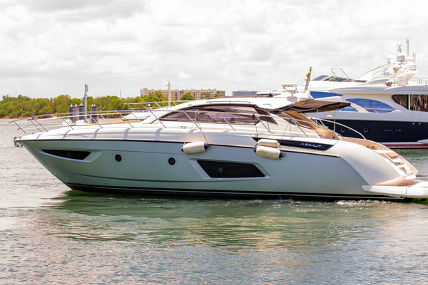 Picture Of: 48' Azimut Atlantis 48 2013 Yacht For Sale | 3 of 74