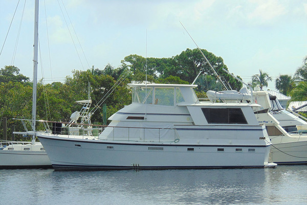 1988 Atlantic 47' Motor Yacht Terra Incognita | Picture 1 of 40