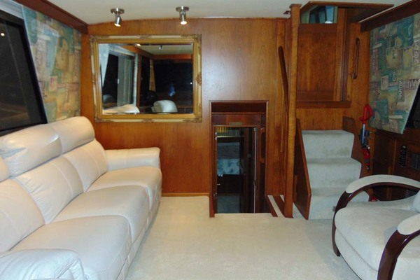 1988 Atlantic 47' Motor Yacht Terra Incognita | Picture 5 of 40