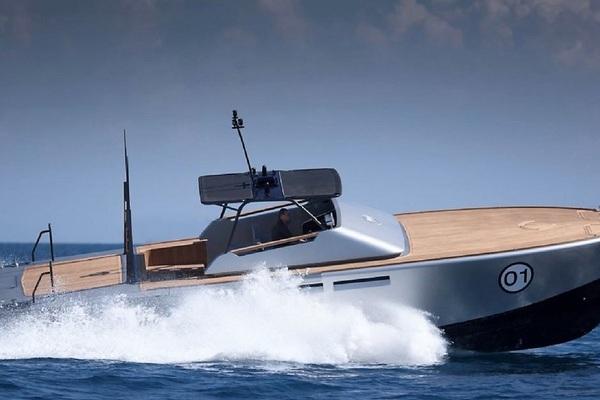 Picture Of: 42' Baglietto MV13 2016 Yacht For Sale | 1 of 5