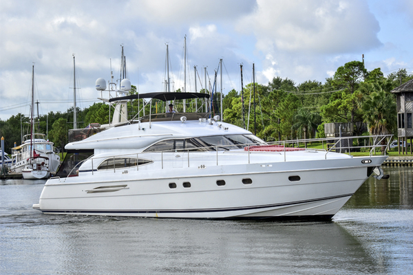 Picture Of: 65' Viking Princess 65 Motor Yacht 2003 Yacht For Sale | 1 of 61