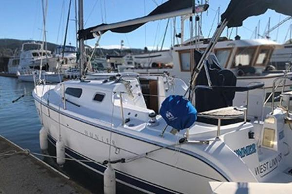 Picture Of: 27' Hunter 27 2006 Yacht For Sale | 3 of 9