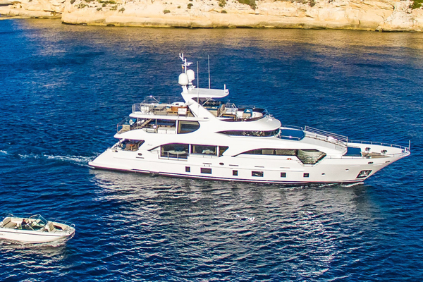 108' Benetti Tradition Supreme 108 2015 | Lulu