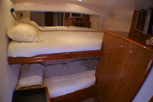 2005 Viking 74' 74 Enclosed Bridge 6C | Picture 8 of 47