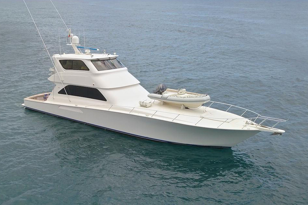 Picture Of: 74' Viking 74 Enclosed Bridge 2005 Yacht For Sale | 1 of 47