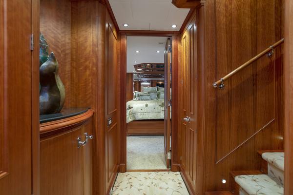 2000 Palmer Johnson 128' Custom Tri-Deck Motoryacht KIMBERLY   Picture 7 of 52