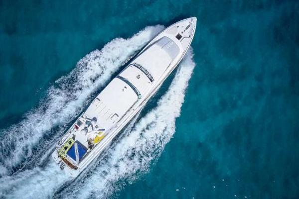 Picture Of: 110' Broward Motor Yacht 2004 Yacht For Sale | 2 of 24