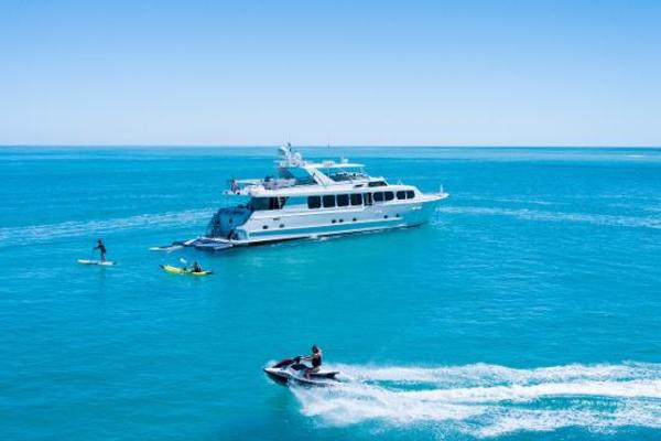 110' Broward Motor Yacht 2004 | Il Capo