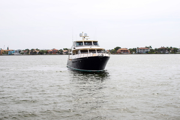 Picture Of: 72' Marlow Explorer 72E Command Bridge 2010 Yacht For Sale | 2 of 90