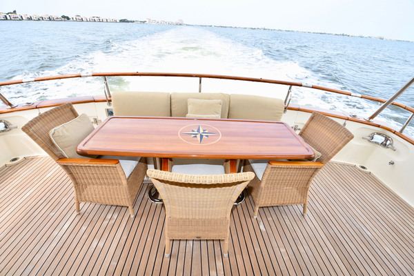Picture Of: 72' Marlow Explorer 72E Command Bridge 2010 Yacht For Sale | 4 of 90