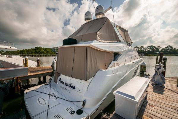 2017 Sea Ray 59' L59 Flybridge It's Plane to Sea | Picture 8 of 64