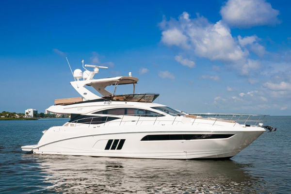 Sea Ray L59 Flybridge