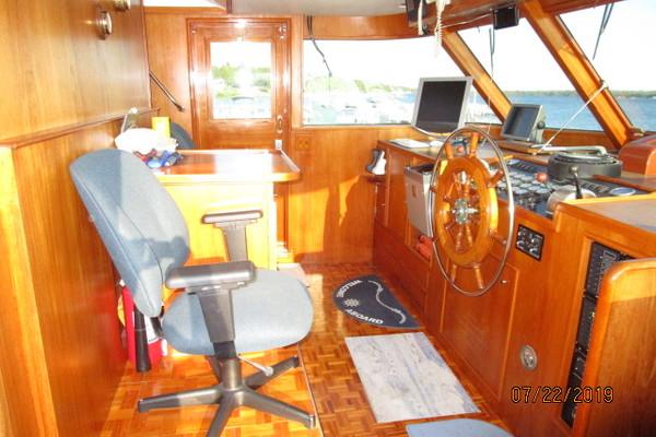 1969 Burger 75' Flushdeck Motoryacht Pied A Mer | Picture 5 of 90