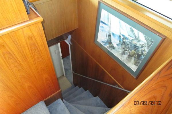 1969 Burger 75' Flushdeck Motoryacht Pied A Mer | Picture 3 of 90