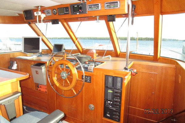 1969 Burger 75' Flushdeck Motoryacht Pied A Mer | Picture 4 of 90