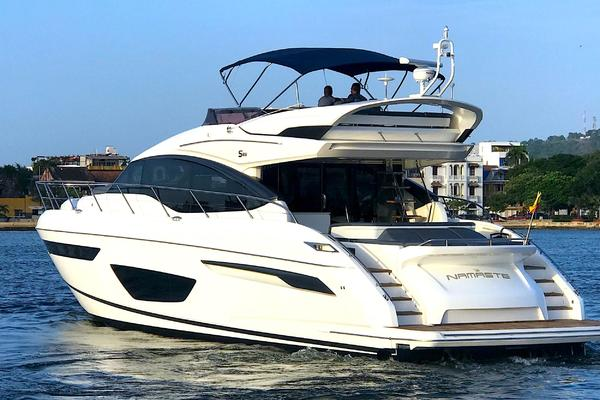66' Princess Yachts International S65 2017 | Namaste