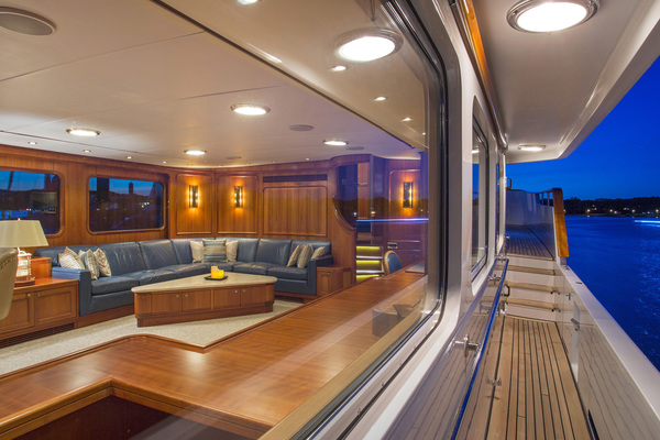 Picture Of: 90' Palmer Johnson 1992 Yacht For Sale | 4 of 25