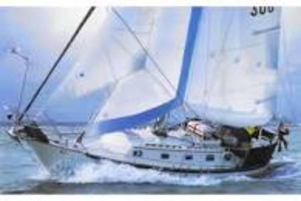 34' Pacific Seacraft Crealock 34 1994 | Yankee