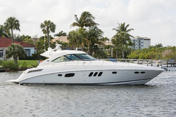 54' Sea Ray Sundancer 2012 | Dream On