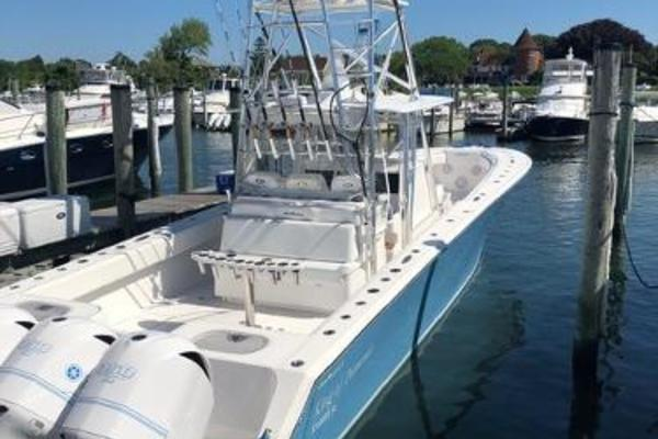 45' Sea Hunter Center Console 2014 | King Of Diamonds