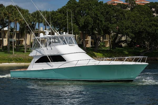 61' Viking Convertible 2003 | Delta J