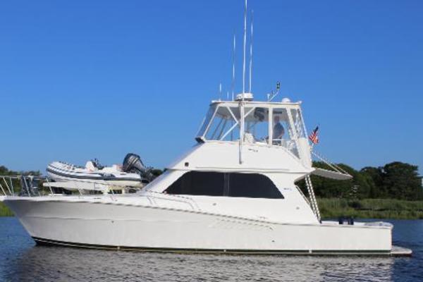 Viking 43' Convertible 1998
