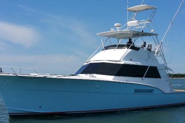 53' Hatteras 53 Convertible 1978 | Apex