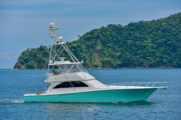 57' Viking 56 Convertible 2006 | Done Deal