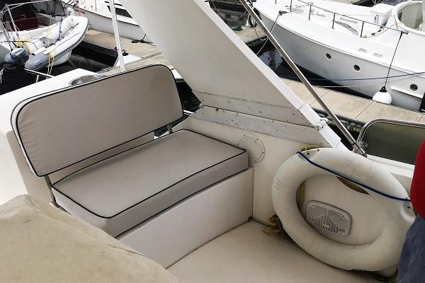 1991 Ocean Alexander 54' Cockpit Pilot House Sheena | Picture 6 of 64