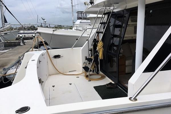 1991 Ocean Alexander 54' Cockpit Pilot House Sheena | Picture 3 of 64