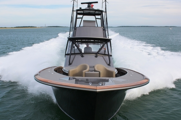 Picture Of: 46' Jarrett Bay 46 Grander 2016 Yacht For Sale | 3 of 30