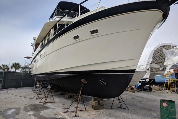 Picture Of: 63' Hatteras 1987 Yacht For Sale | 3 of 31