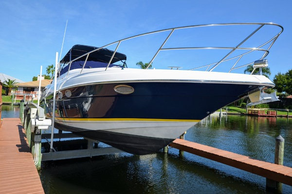 38' Regal 3560ib 2005 | Water Bandit