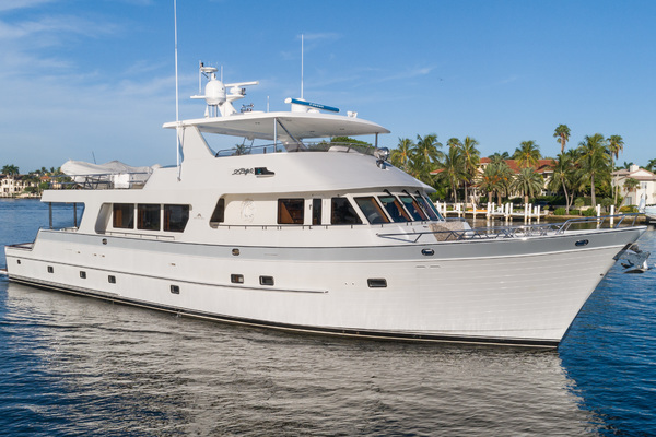 88' Outer Reef Yachts  2015 | Argo