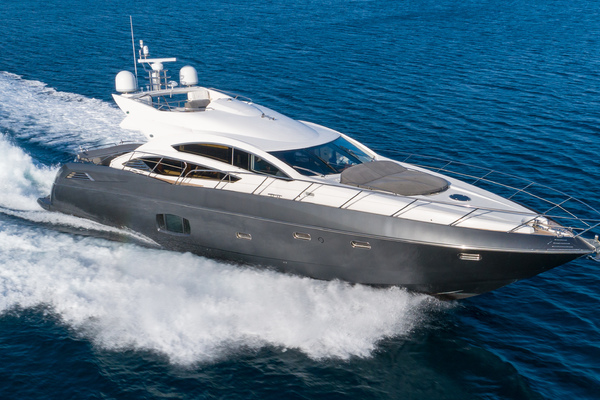 Sunseeker 73' 2009 | Sam Jade