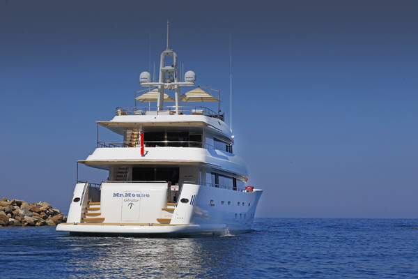 2012 Avangard Yachts 138' 2014 MR MOUSE | Picture 2 of 29