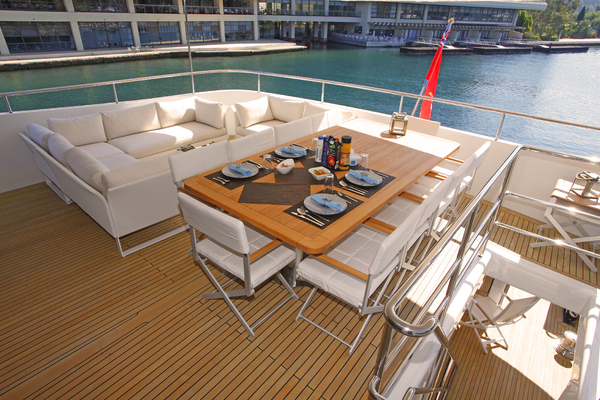2012 Avangard Yachts 138' 2014 MR MOUSE | Picture 8 of 29