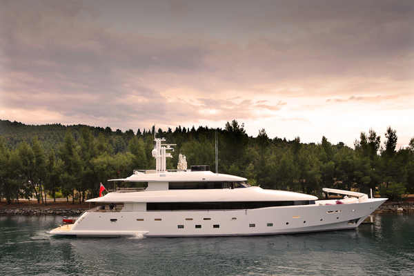 138' Avangard Yachts 2014 2012 | MR MOUSE