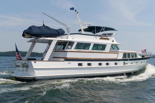 Picture Of: 81' Burger Motoryacht 1967 Yacht For Sale | 4 of 49